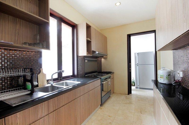 Modular Kitchen - Villa Amrita - Ubud, Bali