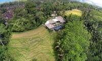 Bird's Eye View - Villa Amrita - Ubud, Bali