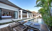 Swimming Pool - Villa Angel - Seminyak, Bali