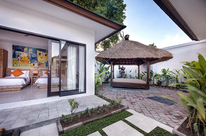 Bedroom View - Villa Angel - Seminyak, Bali