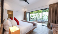 Spacious Bedroom - Villa Angel - Seminyak, Bali