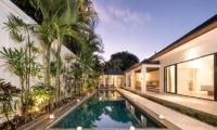 Pool Side - Villa Angel - Seminyak, Bali
