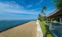 Beachfront - Villa Angsoka - Candidasa, Bali
