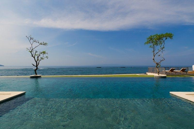 Swimming Pool - Villa Angsoka - Candidasa, Bali