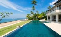 Gardens and Pool - Villa Angsoka - Candidasa, Bali