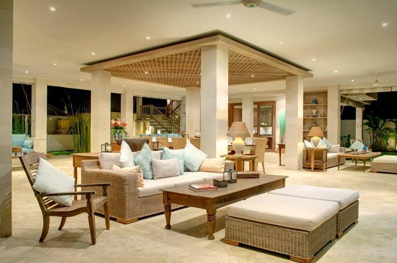 Lounge Area - Villa Angsoka - Candidasa, Bali