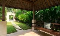 Entrance - Villa Angsoka - Candidasa, Bali