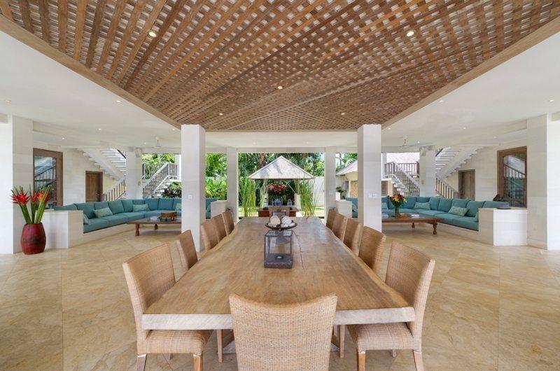 Dining Area - Villa Angsoka - Candidasa, Bali