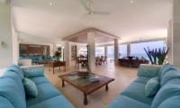 Living and Dining Area - Villa Angsoka - Candidasa, Bali