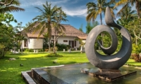 Water Feature - Villa Aparna - Lovina, Bali