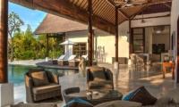 Pool Side - Villa Aparna - Lovina, Bali