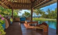 Pool Bale - Villa Aparna - Lovina, Bali