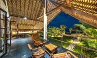 Outdoor Seating Area - Villa Aparna - Lovina, Bali