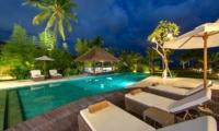 Gardens and Pool - Villa Aparna - Lovina, Bali