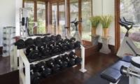 Gym - Villa Arika - Canggu, Bali