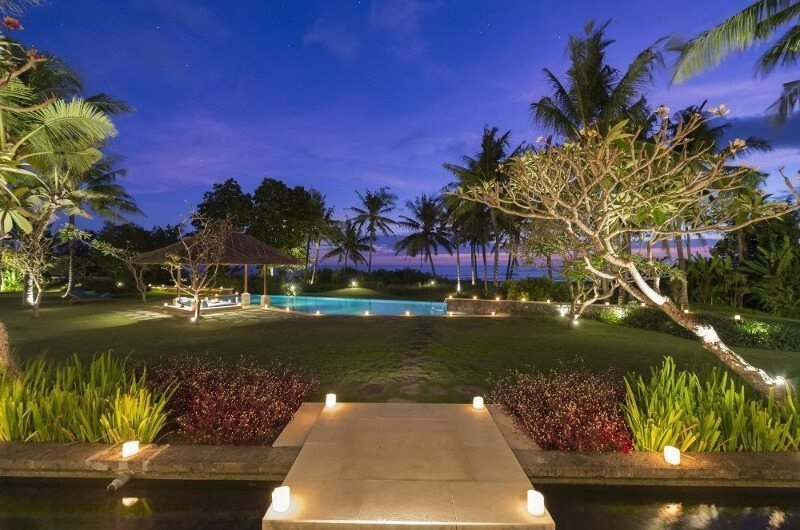 Night View - Villa Arika - Canggu, Bali