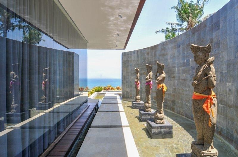 Pathway - Villa Aum - Uluwatu, Bali