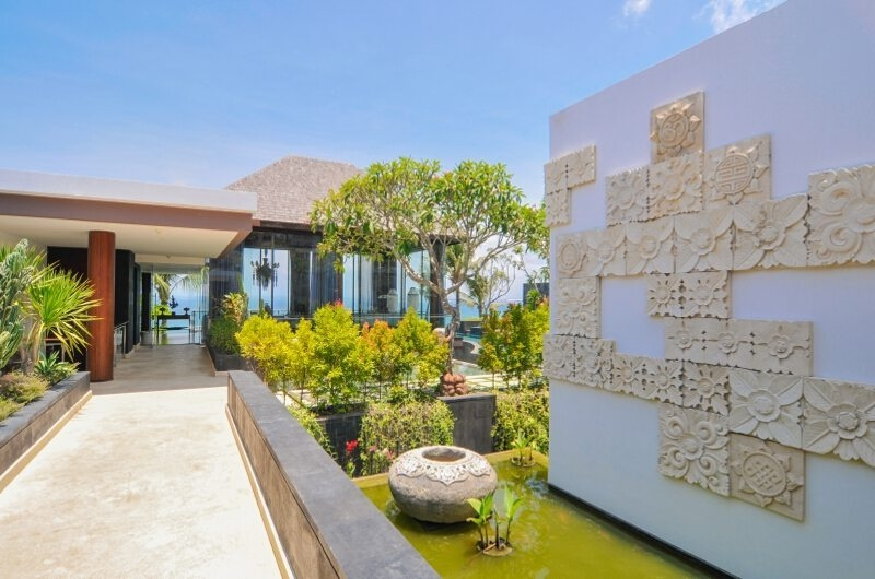 Water Feature - Villa Aum - Uluwatu, Bali