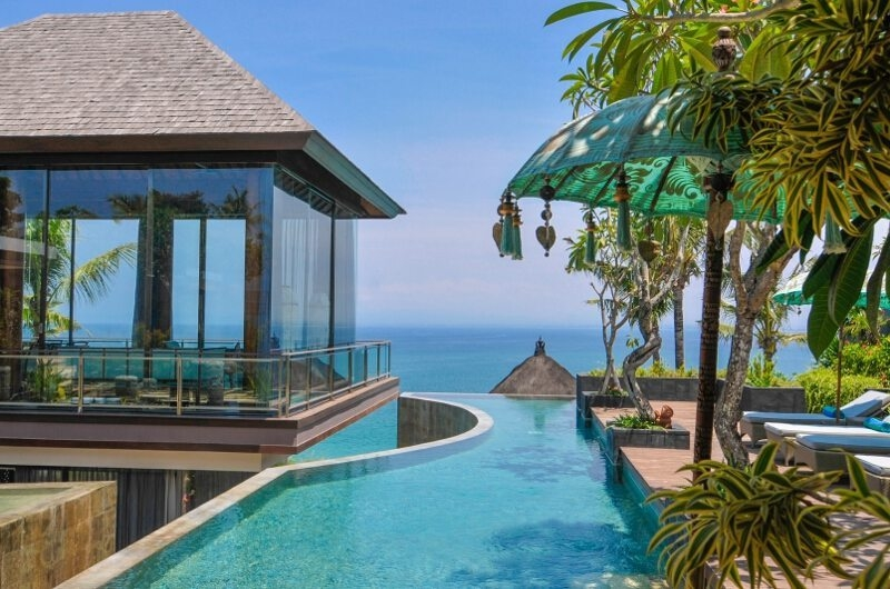 Swimming Pool - Villa Aum - Uluwatu, Bali