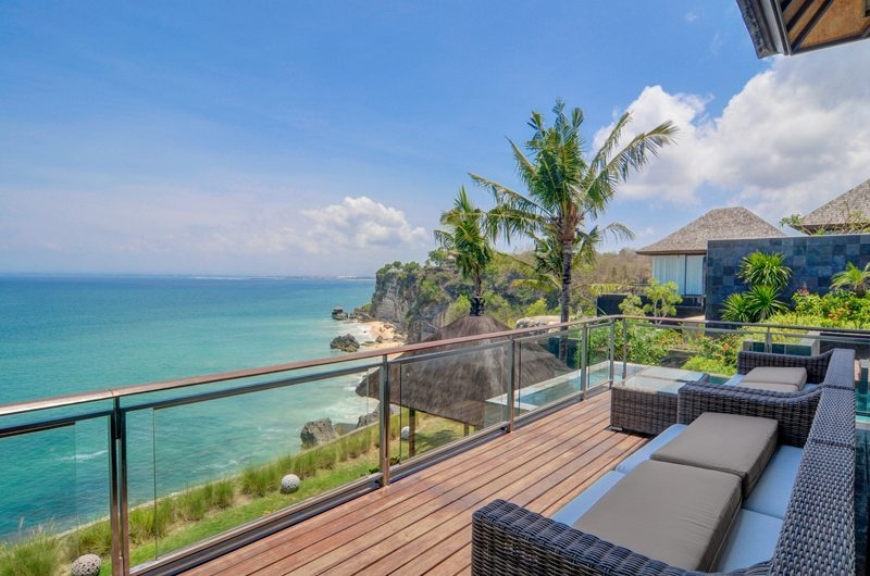 View from Balcony - Villa Aum - Uluwatu, Bali