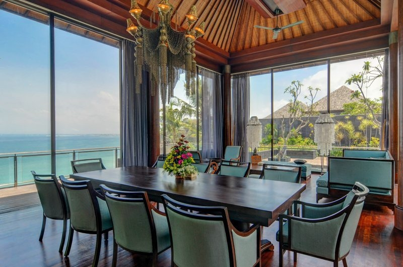 Dining Area - Villa Aum - Uluwatu, Bali