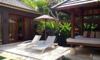 Sun Beds - Villa Ava - Uluwatu, Bali