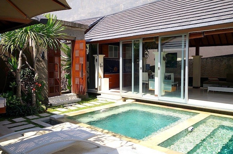 Pool Side - Villa Ava - Uluwatu, Bali