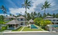 Gardens and Pool - Villa Bakung - Candidasa, Bali