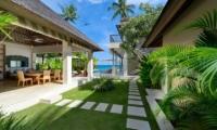 Gardens - Villa Bakung - Candidasa, Bali