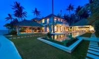 Night View - Villa Bakung - Candidasa, Bali