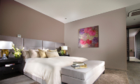 Bedroom with Lamps - Villa Balimu - Seminyak, Bali