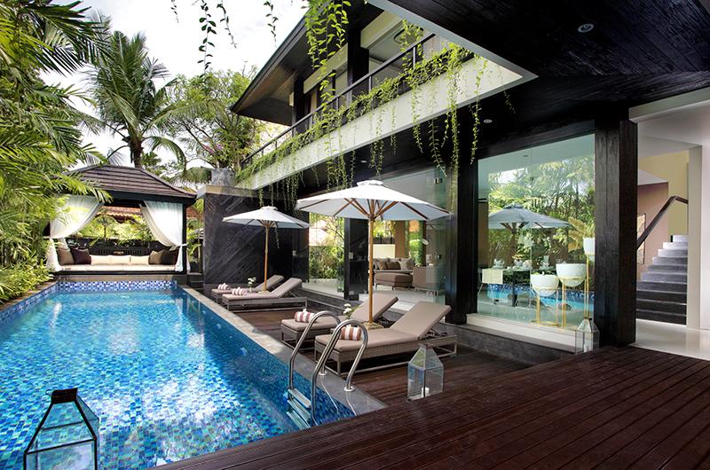 Pool Side - Villa Balimu - Seminyak, Bali
