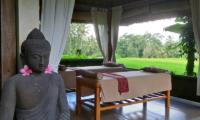 Spa with Garden View - Villa Bamboo - Ubud, Bali
