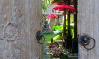Entrance - Villa Bamboo - Ubud, Bali