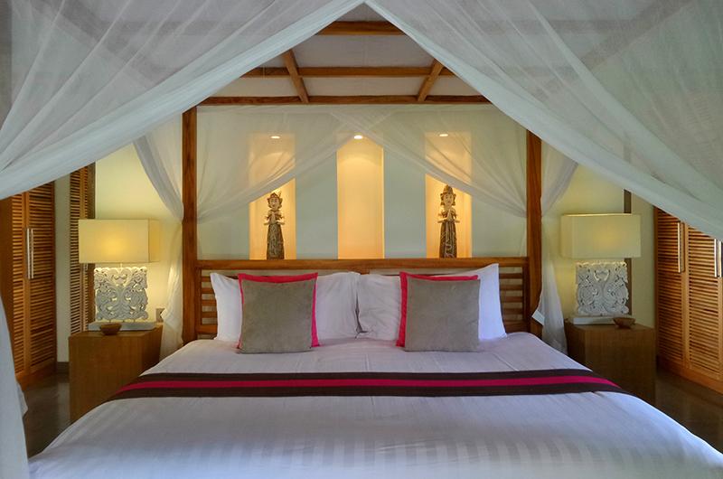 Bedroom - Villa Bamboo - Ubud, Bali
