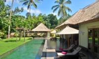 Pool Side - Villa Bamboo - Ubud, Bali