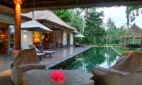 Pool Bale - Villa Bamboo - Ubud, Bali