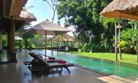 Sun Loungers - Villa Bamboo - Ubud, Bali