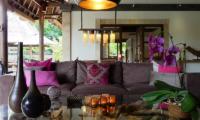 Lounge Area - Villa Bamboo - Ubud, Bali