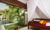 Pool Side Seating Area - Villa Beji Seminyak - Seminyak, Bali