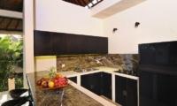 Kitchen - Villa Beji Seminyak - Seminyak, Bali