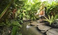 Water Feature - Villa Beji Seminyak - Seminyak, Bali