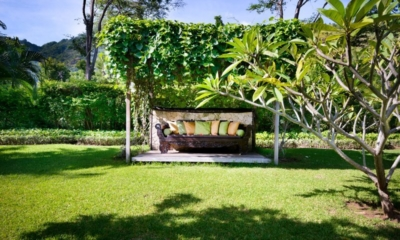 Open Plan Seating Area - Villa Beten Bukit - North Bali, Bali