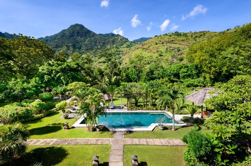 Bird's Eye View - Villa Beten Bukit - North Bali, Bali