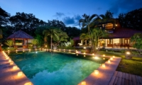 Pool at Night - Villa Beten Bukit - North Bali, Bali