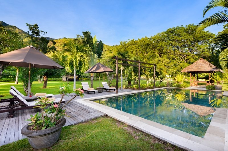 Gardens and Pool - Villa Beten Bukit - North Bali, Bali