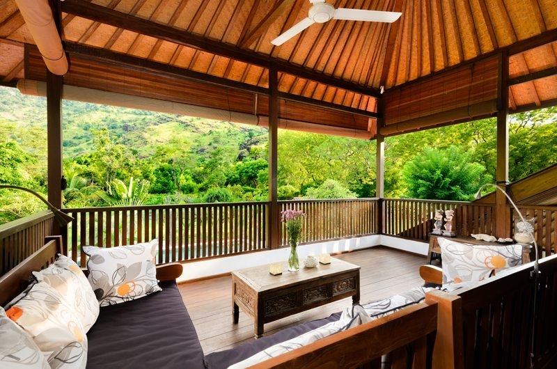 Outdoor Lounge - Villa Beten Bukit - North Bali, Bali