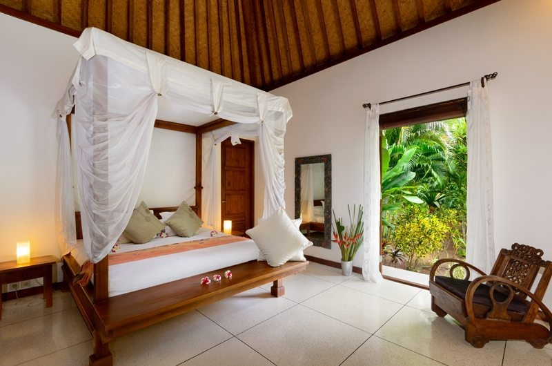 Four Poster Bed - Villa Beten Bukit - North Bali, Bali