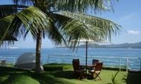 Outdoor Seating Area - Villa Blanca - Candidasa, Bali