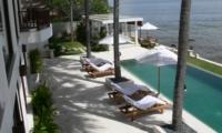 Sea View from Villa - Villa Blanca - Candidasa, Bali